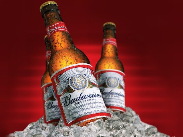 A nice refreshing Budweiser or three