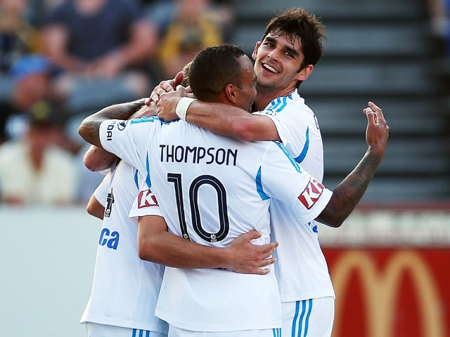 Result: Troisi nets twice in Melbourne win