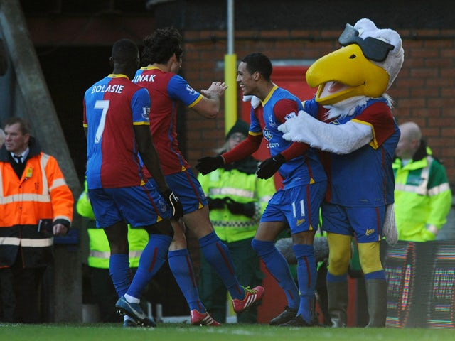 Result: Palace ease past West Brom