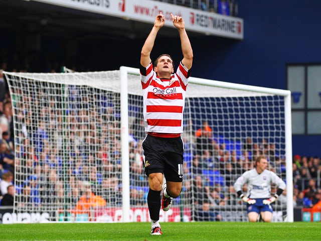 Result: Sharp gives Doncaster late win