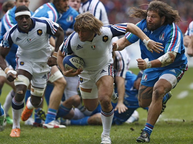 Result: France breeze past Italy