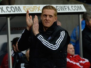 Monk expects permanent Swansea role