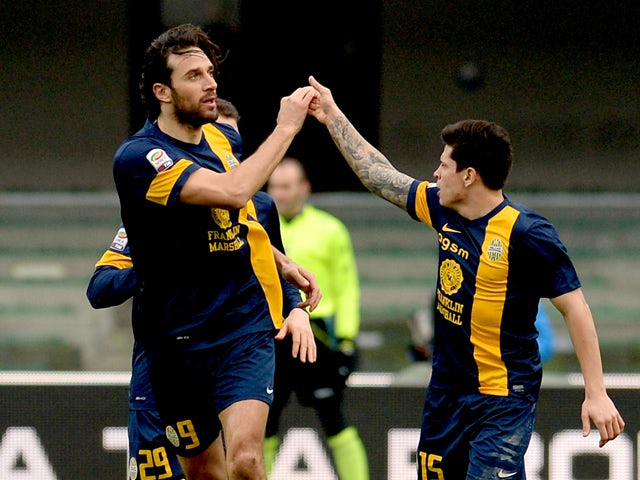 Result: Verona edge past Chievo