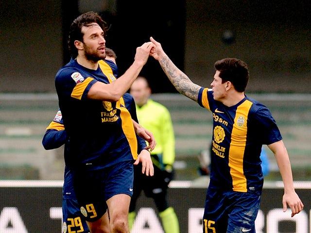 Result: Verona edge past Chievo