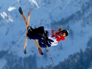 Woods wins first World Cup slopestyle