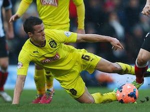 Team News: Huddersfield recall midfielder Hogg