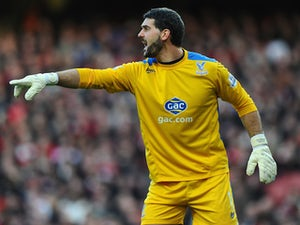 Report: Palace to offer Speroni new deal