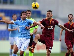 Rome derby ends goalless