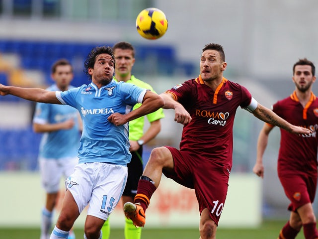 Result: Rome derby ends goalless