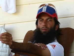 Uncapped Parry, Ali in World T20 squad