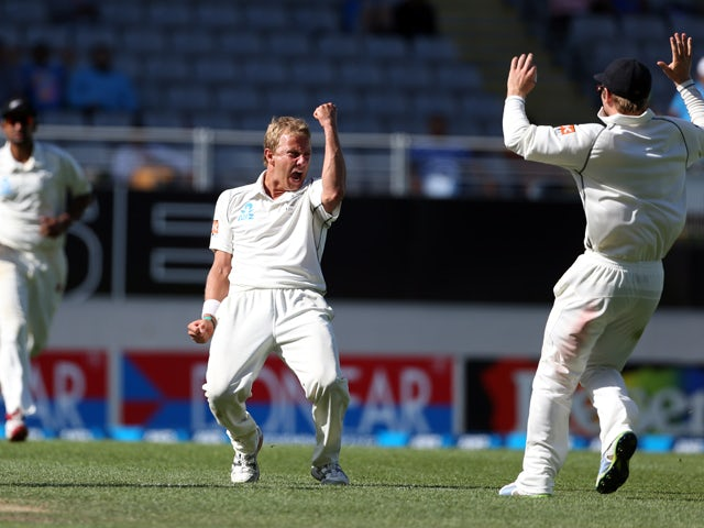 Neil Wagner: 'New Zealand will not treat England Test as a warm-up'