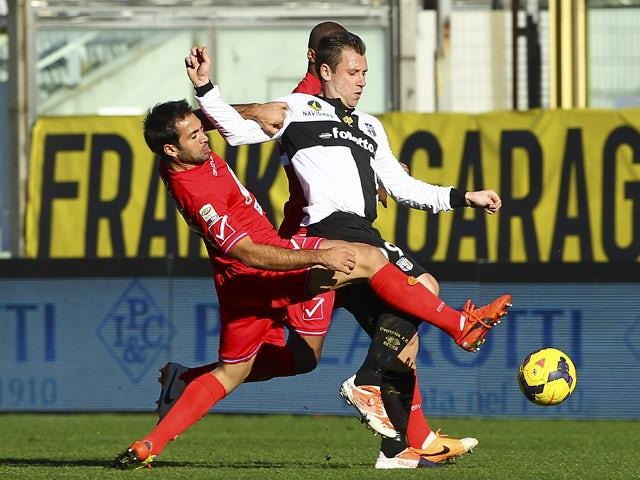 Result: Parma, Catania share goalless draw