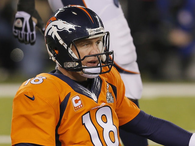 Result: Manning claims 500 TD passes as Denver win