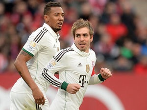 Team News: Injury-hit Bayern welcome back Lahm