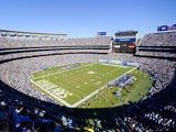 A general view of the Qualcomm Stadium during the game between the San Diego Chargers and the Dallas Cowboys on September 29, 2013