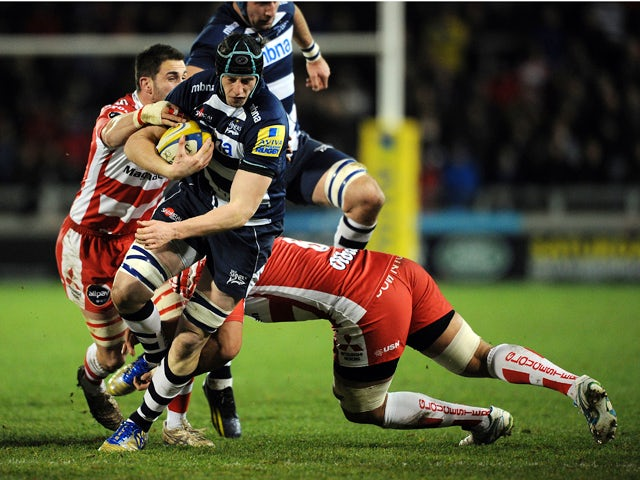 Result: Sale too strong for Gloucester