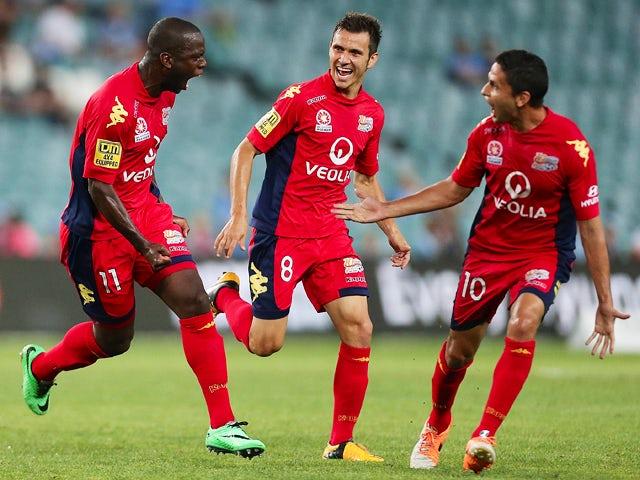 Result: Adelaide thrash Sydney