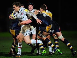 Leicester edge out Gloucester