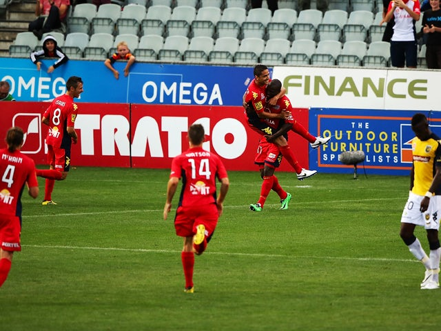 Result: Adelaide see off Mariners
