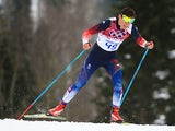 Andrew Young of Great Britain competes in Qualification of the Men's Sprint Free during day four of the Sochi 2014 Winter Olympics on February 11, 2014