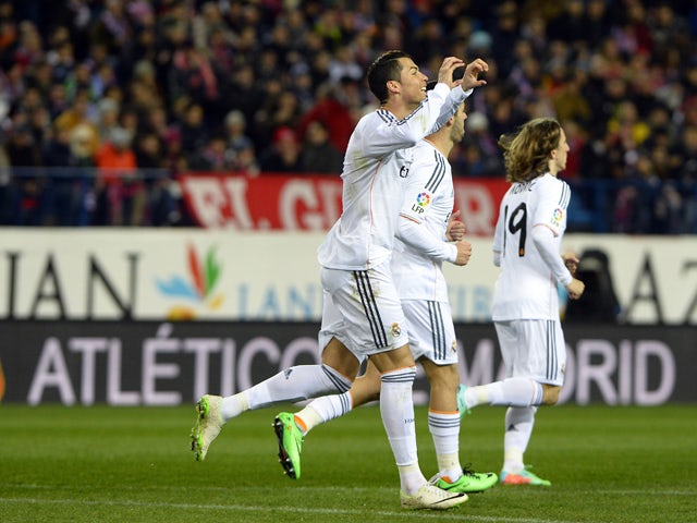 Result: Real Madrid through to Copa del Rey final