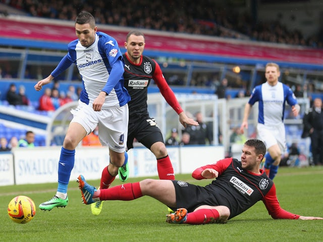 Result: Macheda at the double for Birmingham
