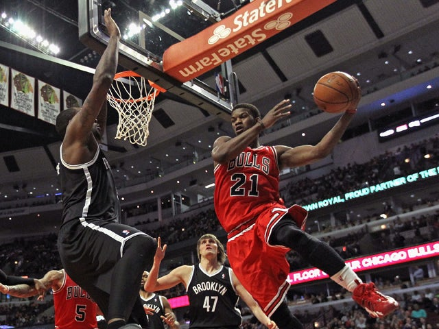 Result: Bulls come from behind to beat Nuggets
