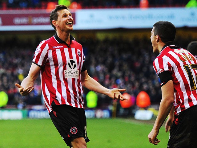Result: Blades too strong for Peterborough