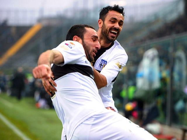 Result: Parma cruise past Atalanta