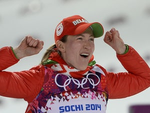 Result: Domracheva takes third Sochi gold