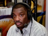 NFL Player Doug Williams attends SiriusXM's Live Broadcast from Radio Row during Bowl XLVII week on February 1, 2013