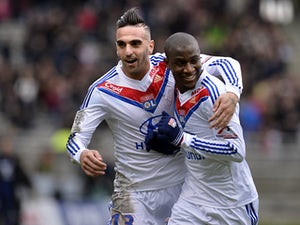 Live Commentary: Lyon 1-0 (1-0) Chornomorets - as it happened