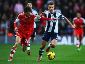 Morrison: 'West Brom gave it everything'