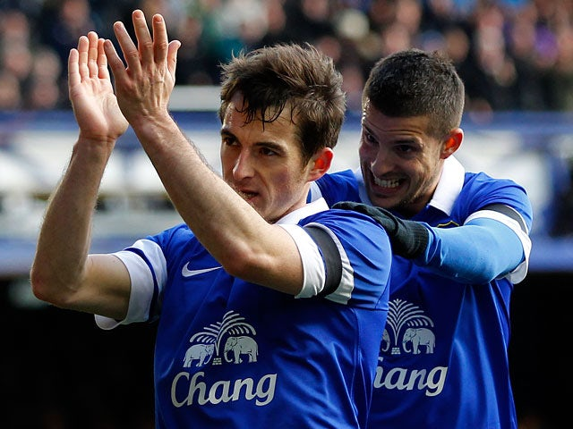 Result: Everton book quarter-final place
