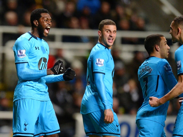 Result: Spurs hammer Newcastle