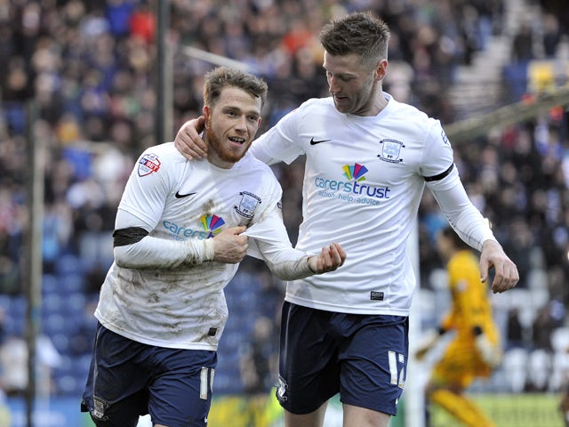 Result: Preston too strong for Orient