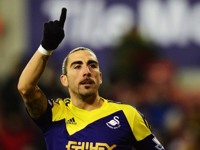 Result: Stoke, Swansea play out draw