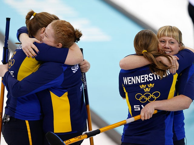 Result: Sweden through to curling semi-finals with victory ...