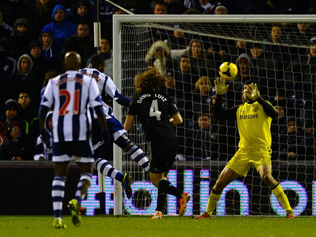Result: Baggies snatch valuable draw