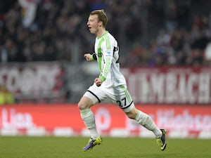 Result: Wolfsburg draw with Freiburg