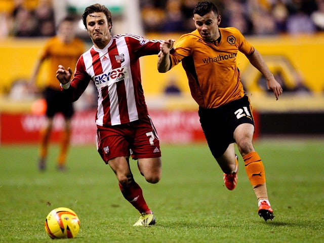 Result: Wolves keep pressure on Brentford