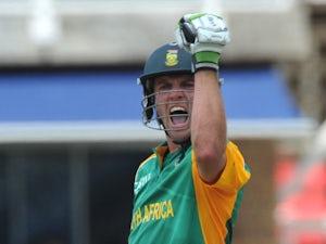 De Villiers: 'NZ favourites for World Cup'
