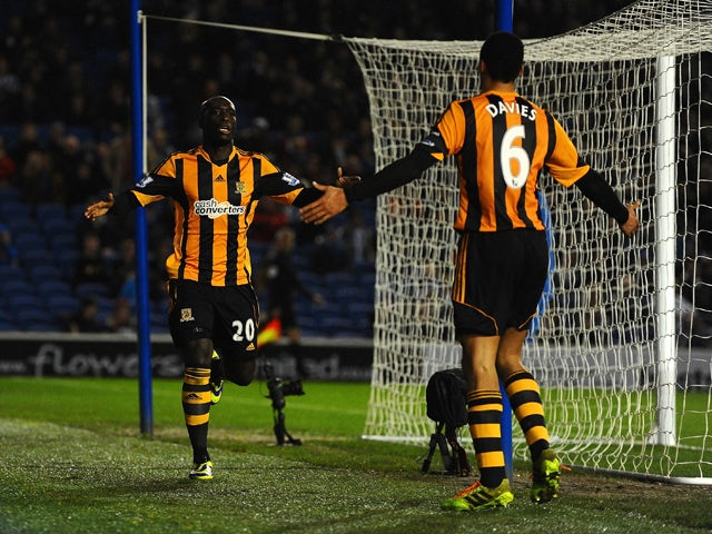 Result: Hull hit back to force replay