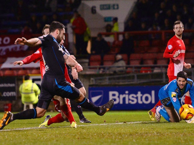 Result: Leyton Orient close in on Brentford