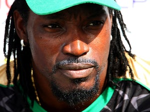 Gayle out of England Test series