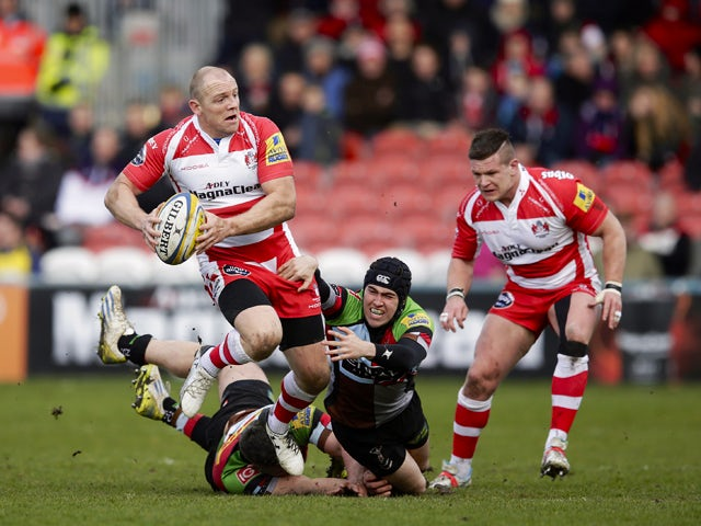 Result: Gloucester narrowly beat Harlequins