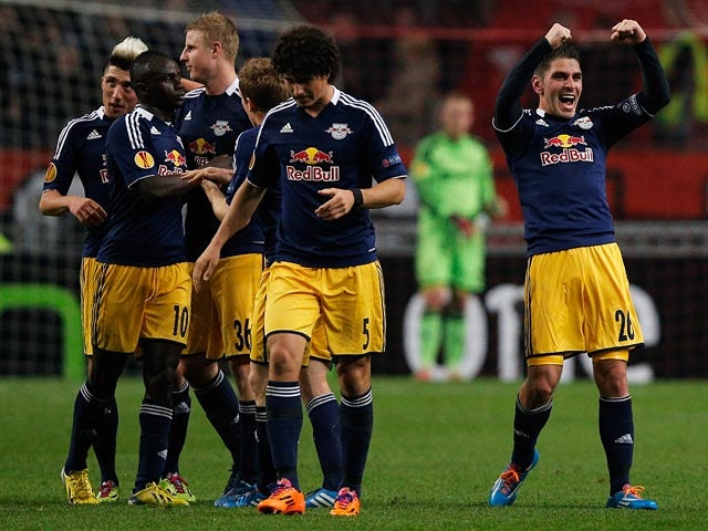 Result: Ajax thrashed at home by Salzburg