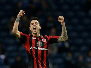 Team News: Joselu leads Frankfurt line