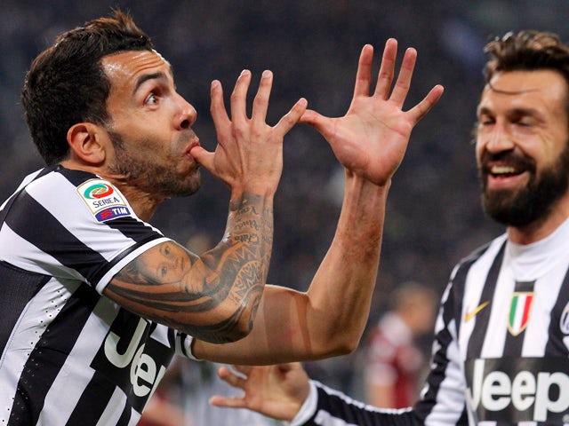 Result: Juve claim Turin bragging rights