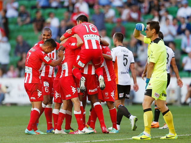 Result: Melbourne Heart edge out Brisbane Roar